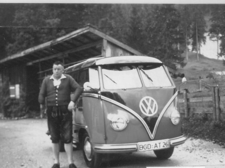 Anton Schwaiger 1957
