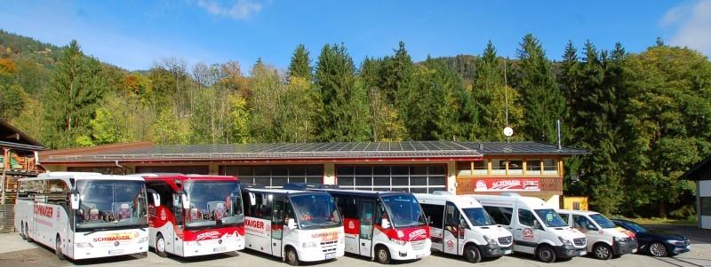 Online Buchen Bus Schwaiger