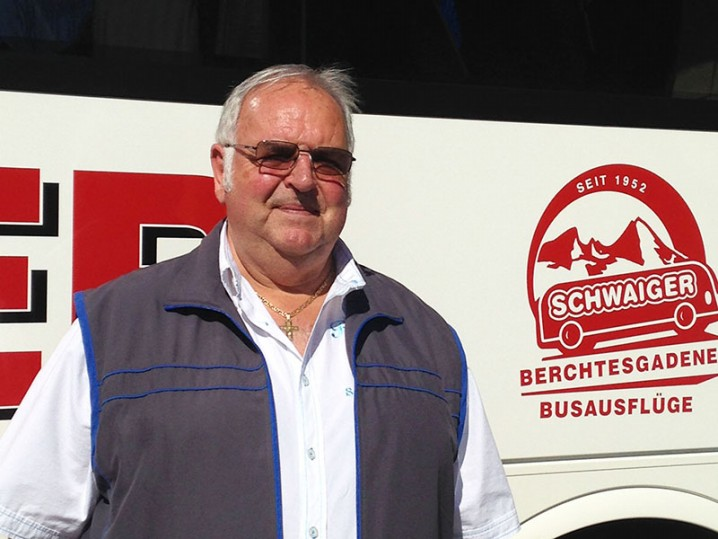 Ludwig Paukner Bus Schwaiger