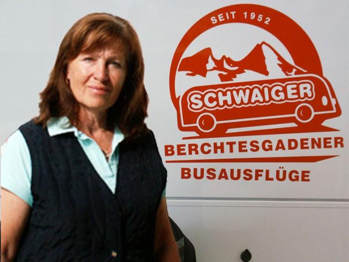 Brigitte Viehmann Bus Schwaiger