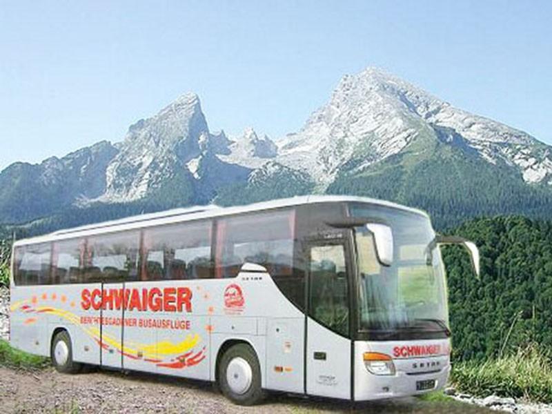 Reisebus Setra 415 GT