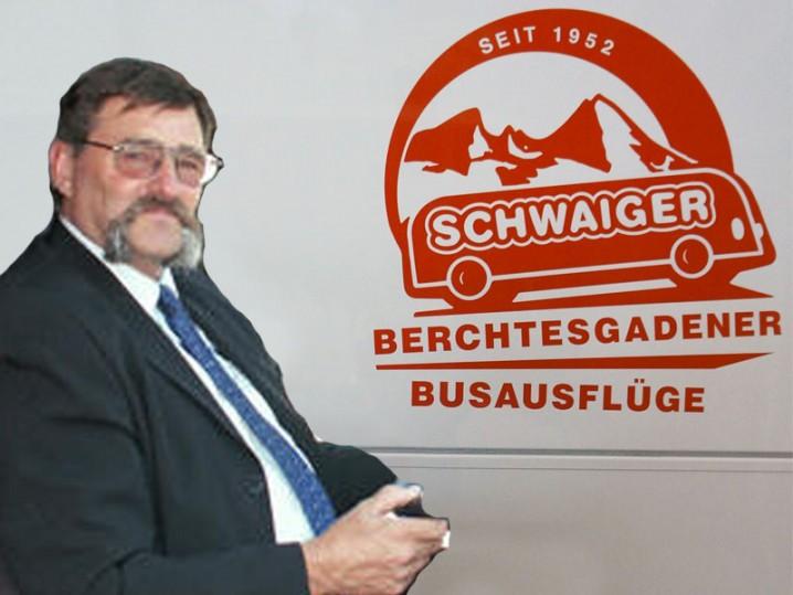 Gottfried Moderegger Bus Schwaiger