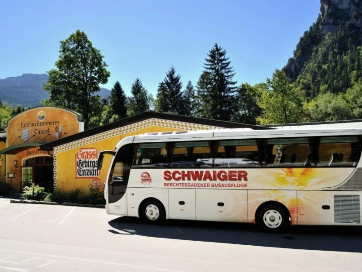 Businessausfahrten Bus Schwaiger