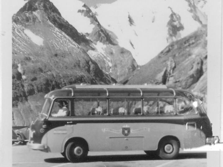 Bus Schwaiger 1965