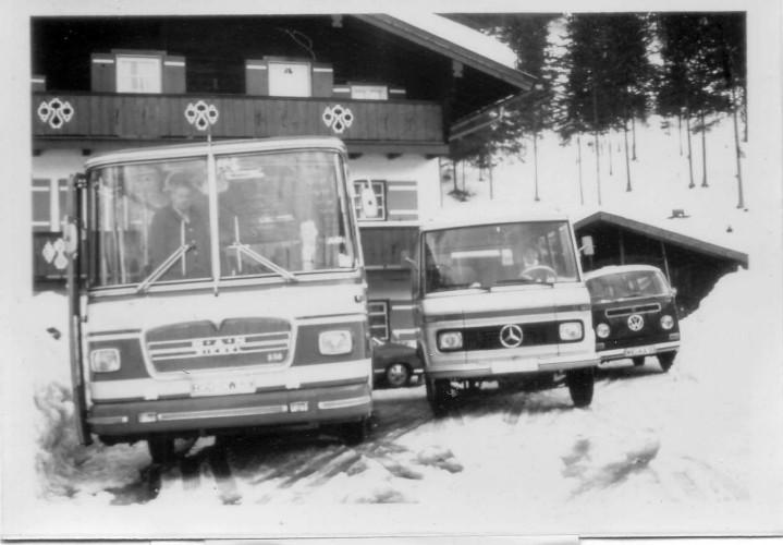 Bus Schwaiger 1968