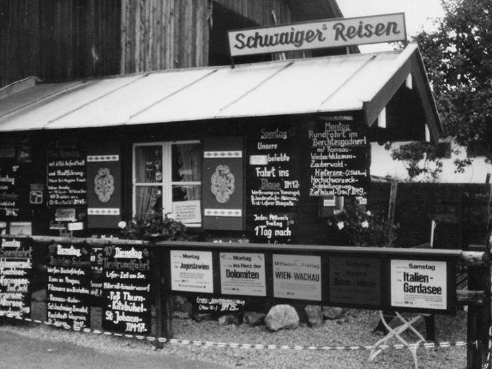 Bus Schwaiger 1970