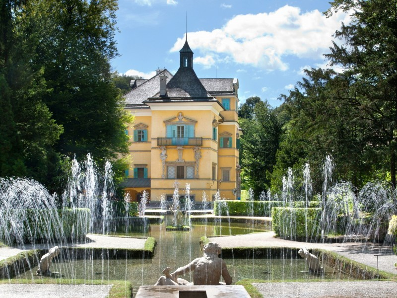 Salzburg oder Hellbrunn
