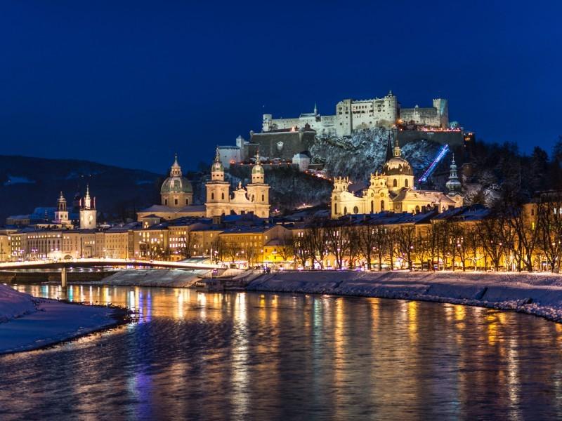 Salzburg /Mozart- und Festspielstadt
