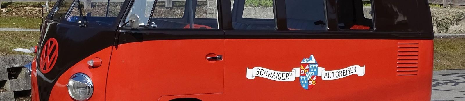 Schwaiger Bus &quote;Bulli&quote;