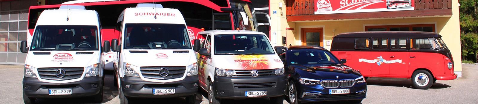 Kleinbusse Bus Schwaiger