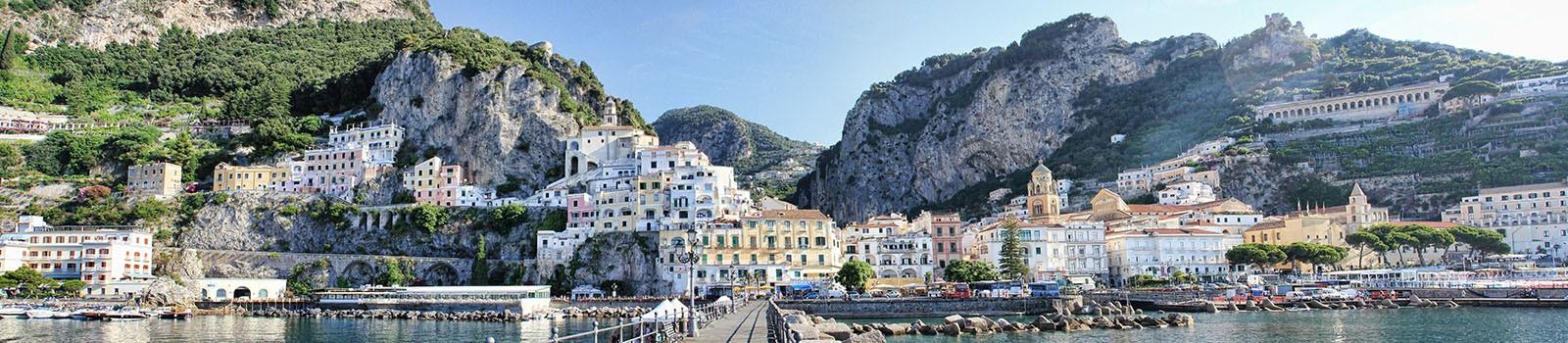 Amalifi Italien