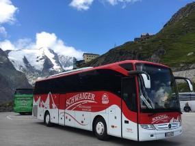 Watzmannbus am Grossglockner
