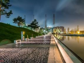 Wolfsburg - die Heimat unserer VW Busse