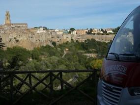 unterwegs im Etrusker Land...