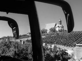 Kirche Maria im Weinfeld bei Volkach
