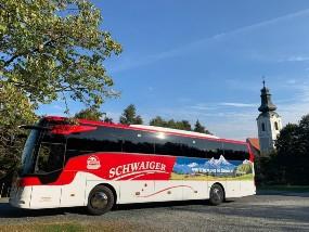 Unser neuer BGL_T Reisebuss im Burgenland